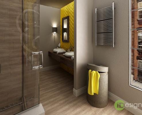 идеен проект за баня