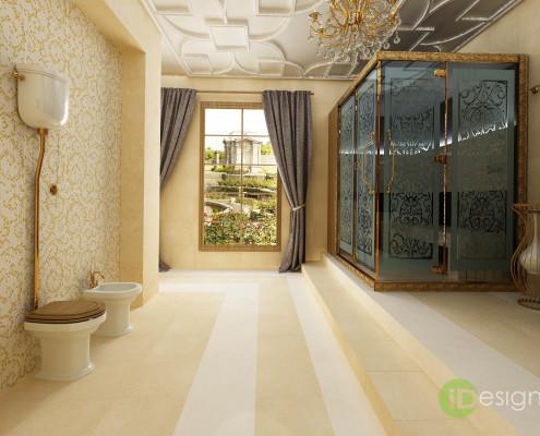 Луксозна баня