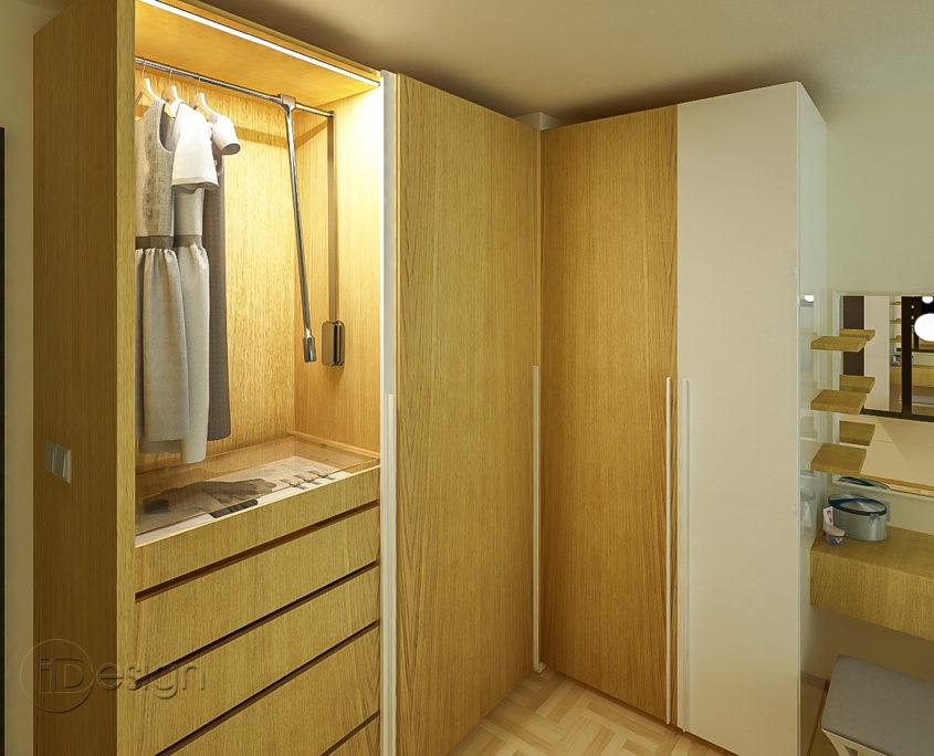 Проект на Спалня 4
