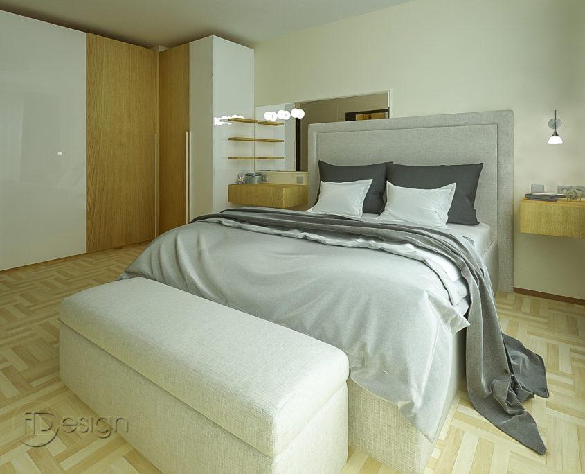 Проект на Спалня 3