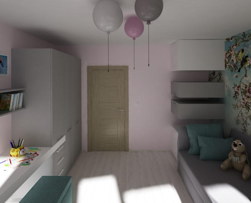 Детска стая Горска приказка 4