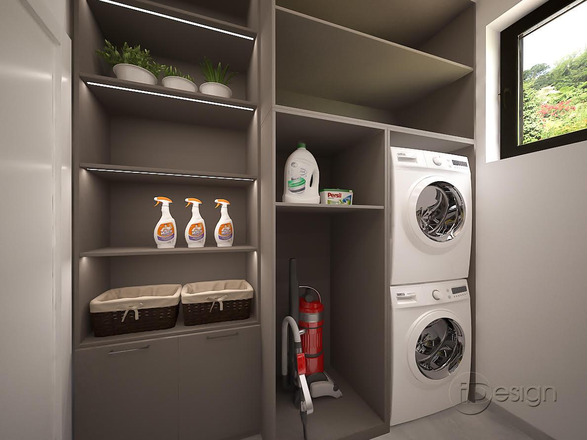 Проект на перално