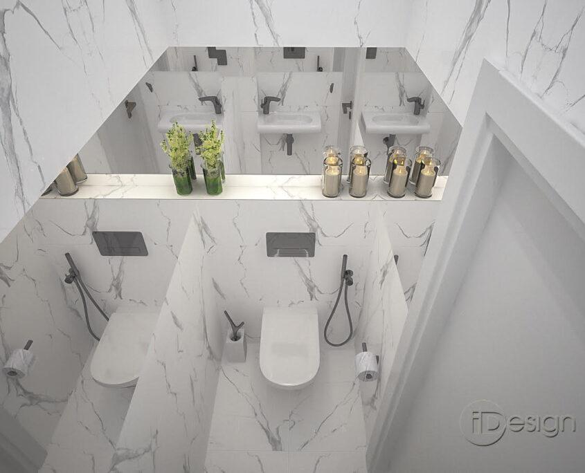 Проект на тоалетна
