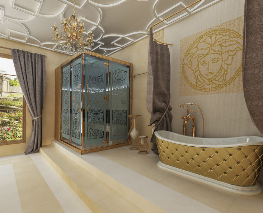 Класическа баня