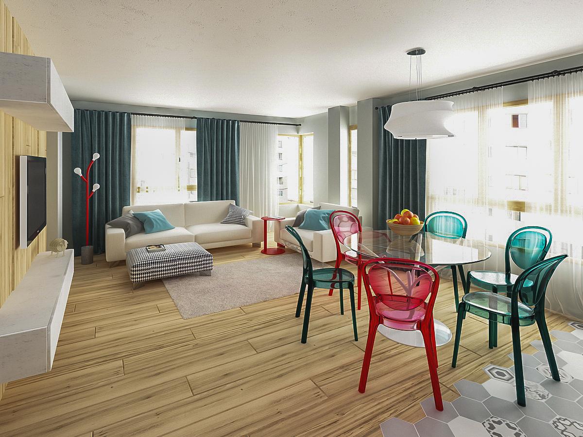 Тристаен апартамент в гр.Варна